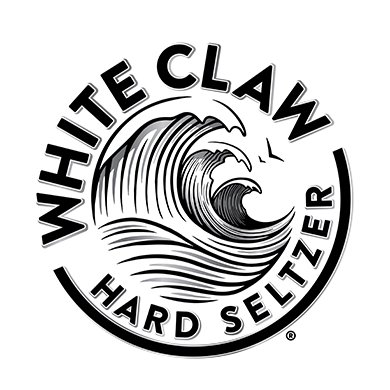white claw logo.