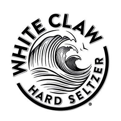 white claw logo.