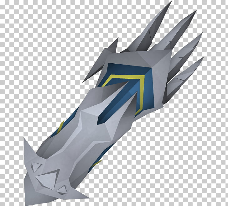 RuneScape Claw Melee weapon Wikia, claw PNG clipart.
