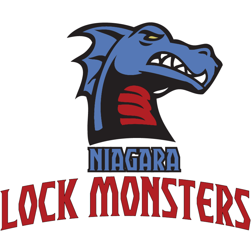 Official Website of the Niagara Lock Monsters.