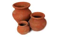 Indian Clay Pots Stock Photos, Images, & Pictures.