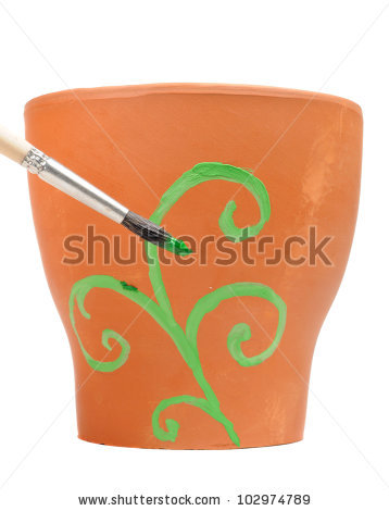 Pottery Painting Stock Photos, Royalty.