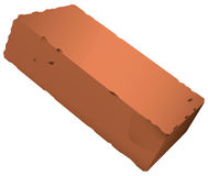 Red Clay Brick Royalty Free Stock Images.