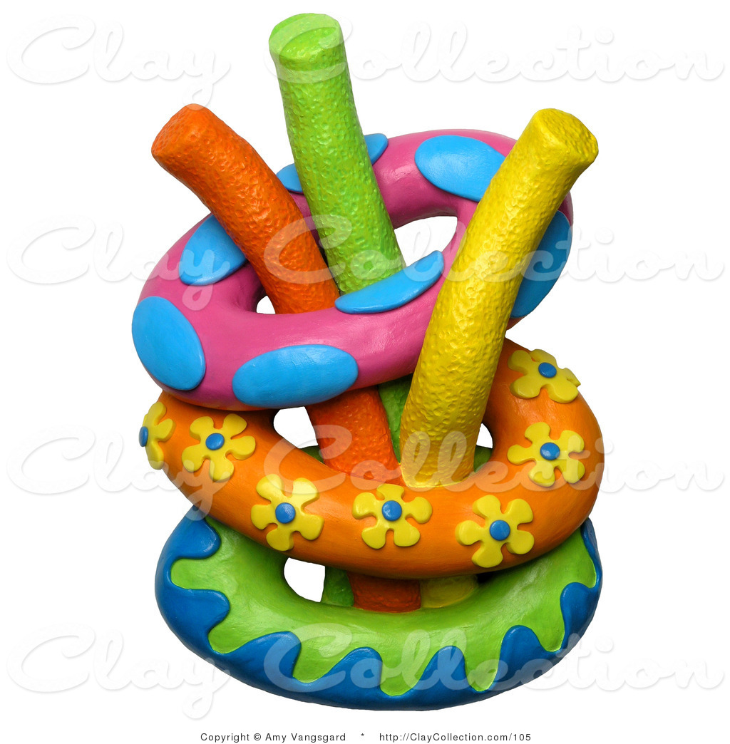 Pool Toy Clip Art Royalty Free Clay Clip Art #imJy9i.