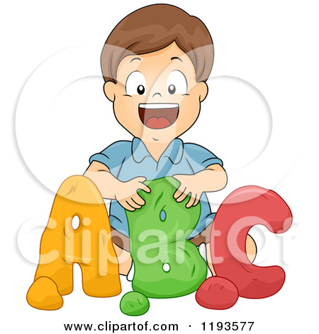 Modeling clay clipart.