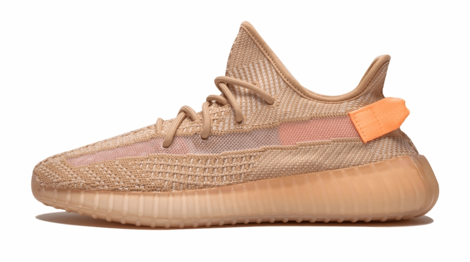 Adidas Yeezy Boost 350 V2 Clay Free PNG Images & Clipart Download.