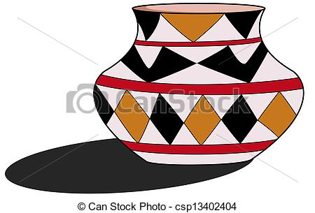 Clay pot Clipart and Stock Illustrations. 1,962 Clay pot vector.