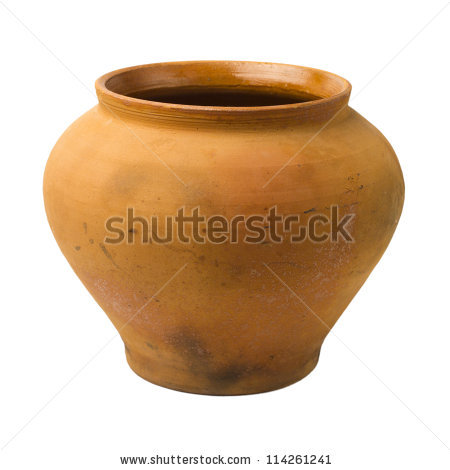 Clay Pot Stock Photos, Royalty.