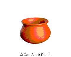 Clay pot Clipart and Stock Illustrations. 1,962 Clay pot vector.