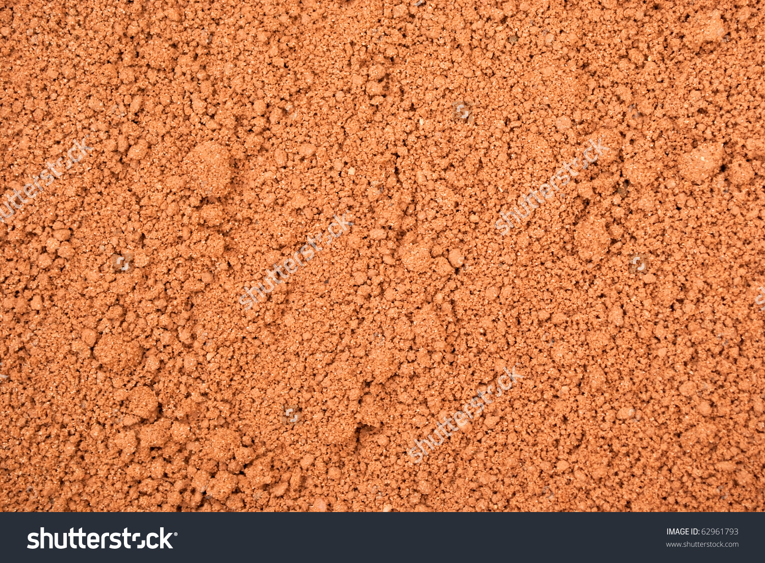 Clay Soil Background Stock Photo 62961793.
