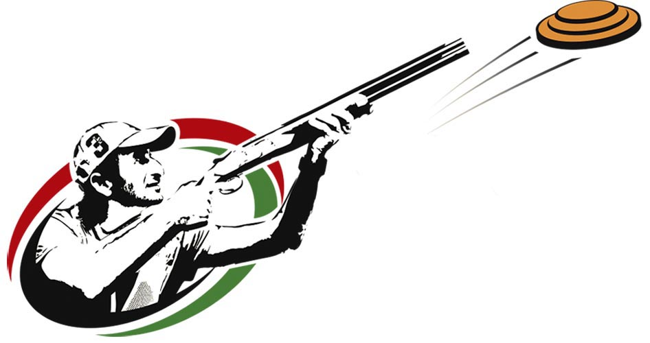 Clay Target Clipart.