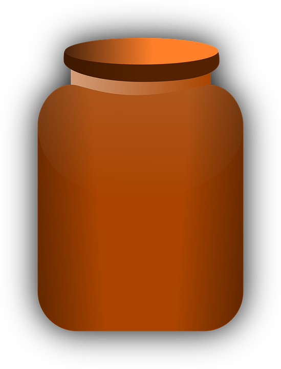 Free vector graphic: Jar, Pot, Clay, Flask, Clay Work.