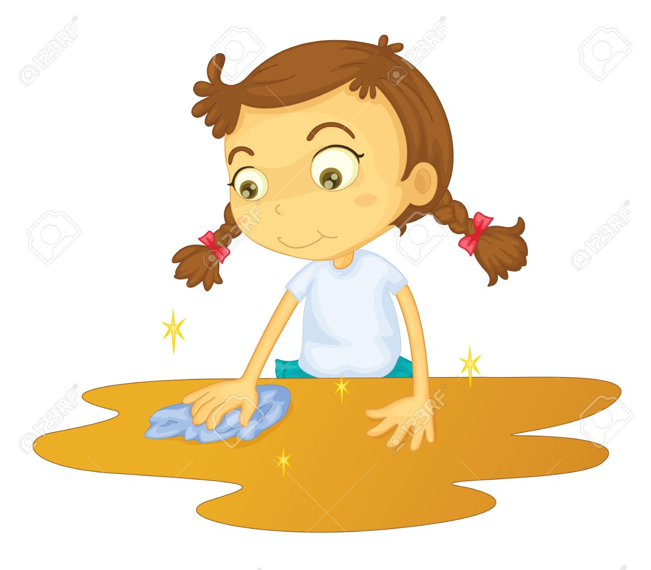 Images: Kids Clean Table Clipart.