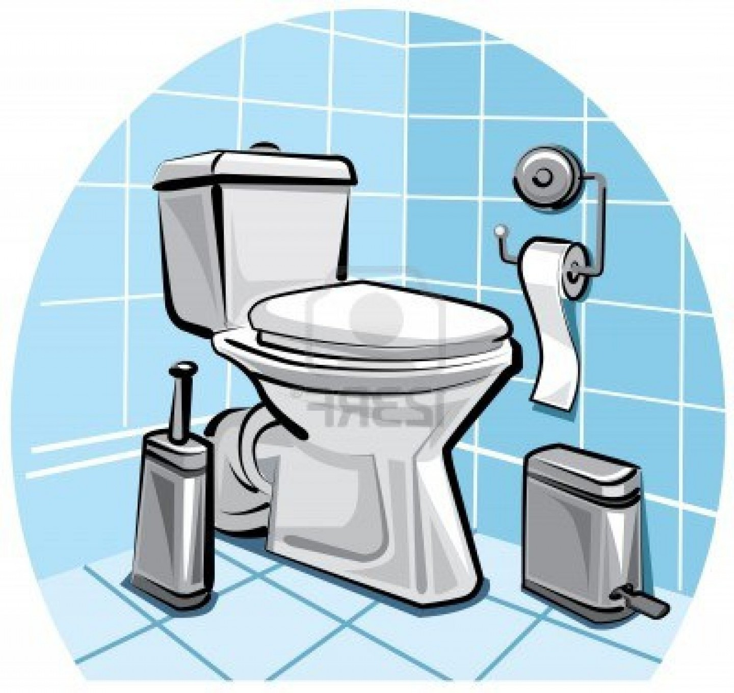 Clip Art Clean Bathroom Sink Clipart.