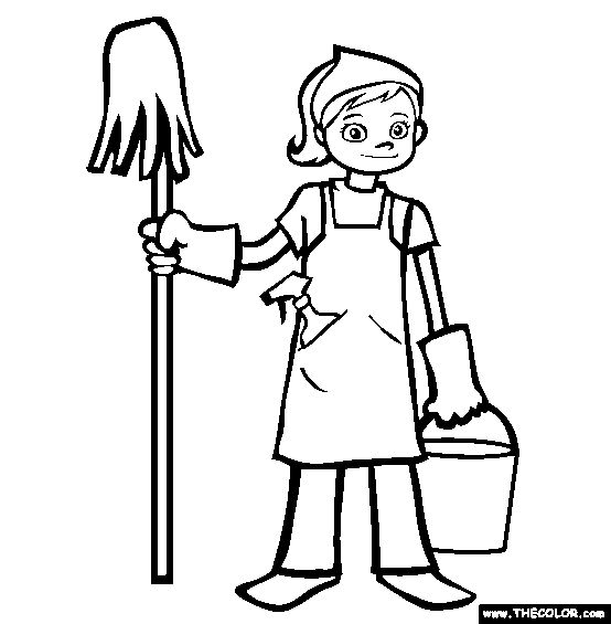 Clean Clipart Black And White.