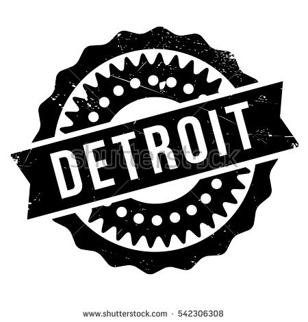 Detroit Stock Vectors, Images & Vector Art.