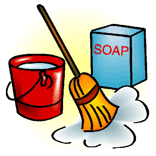 clipart of cleaning #10