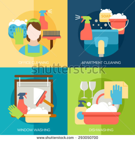 Clean Window Stock Vectors, Images & Vector Art.