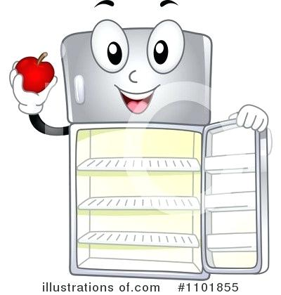 Refrigerator clipart clean refrigerator, Refrigerator clean.