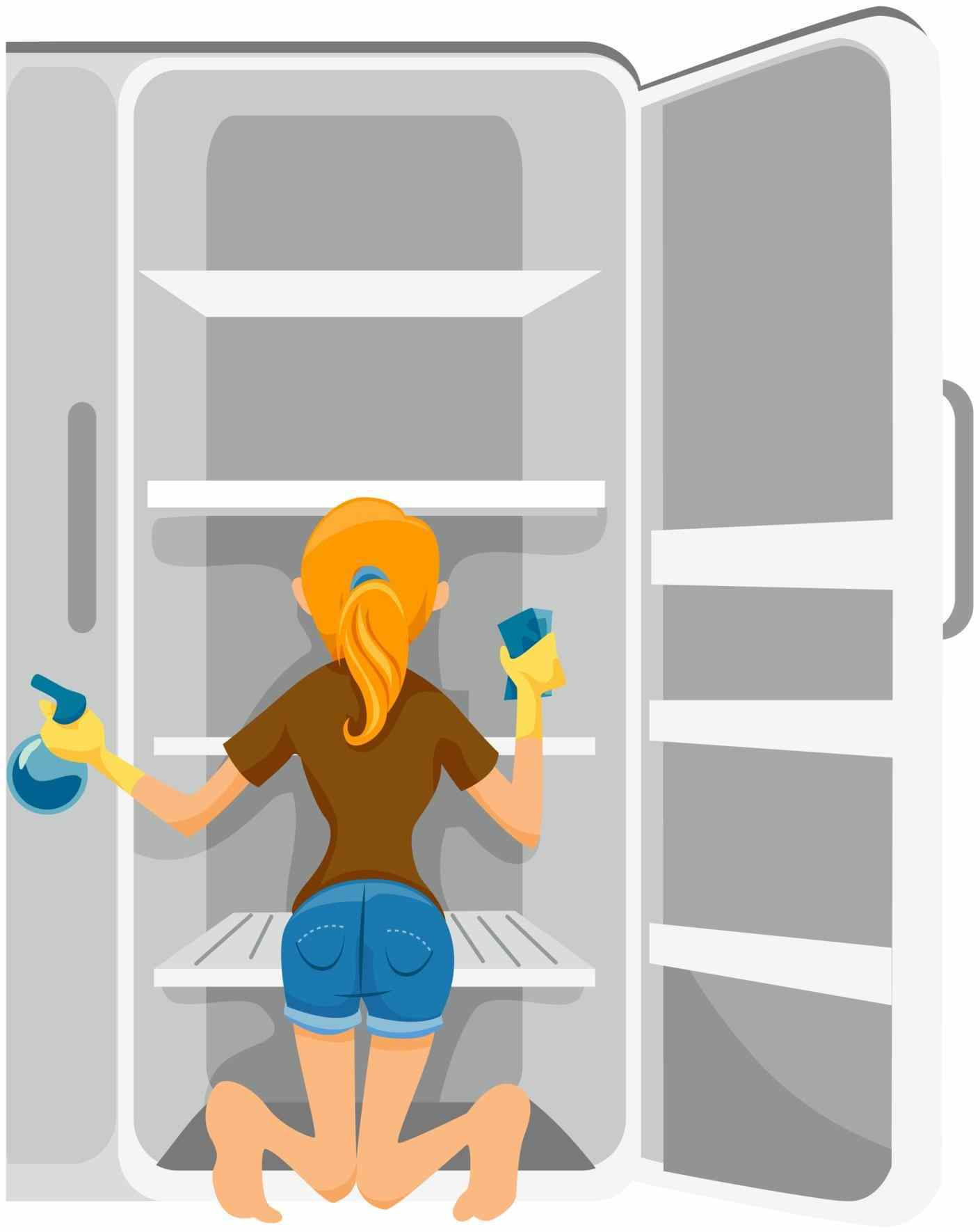 Library of clean fridge free png files ▻▻▻ Clipart Art 2019.