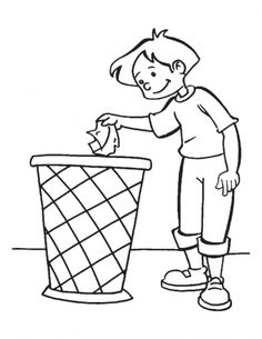 Clean School Environment Clipart.