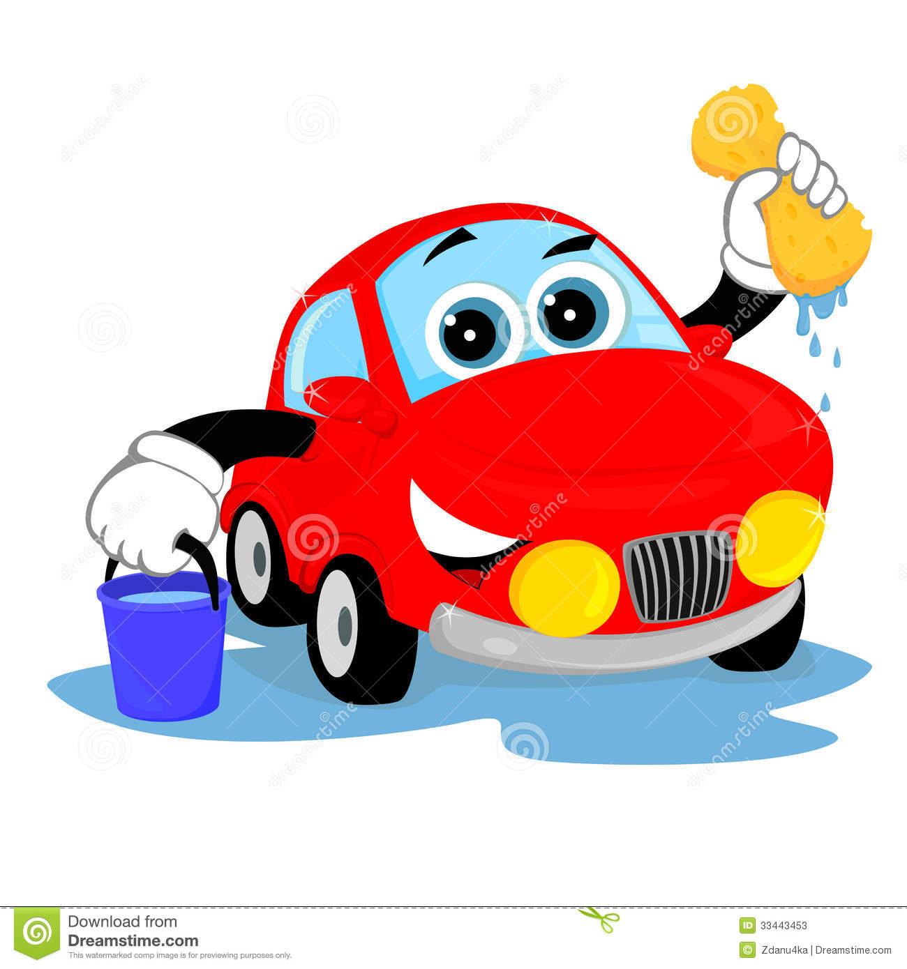 Clean Inside Car Clipart.