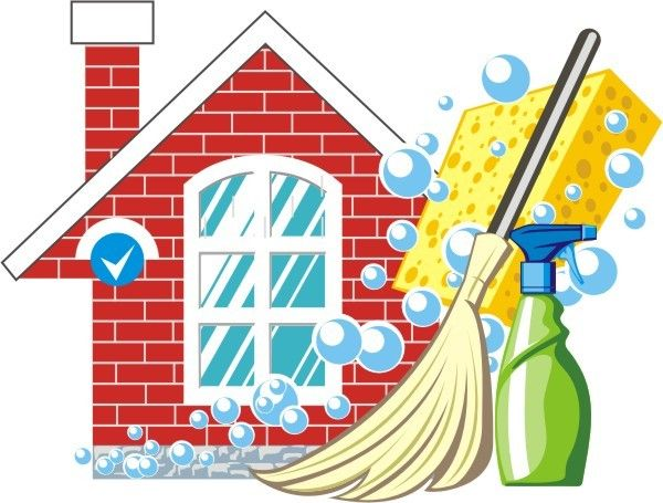 Cleaning Resolutions for the home.