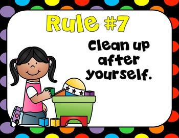 Class Rules K.