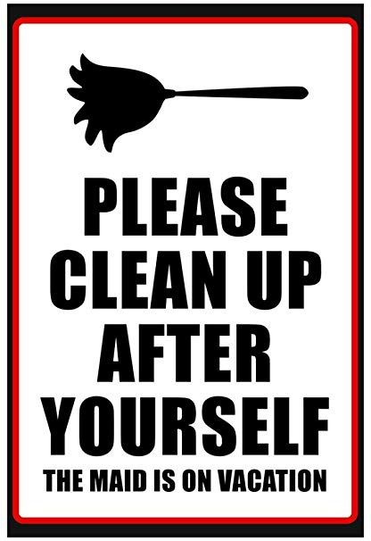 Clean up after yourself clipart 2 » Clipart Portal.