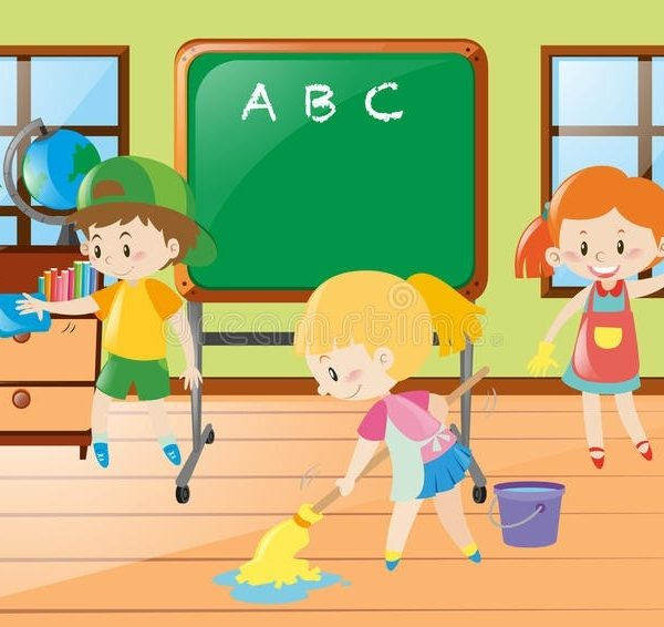 15 Cleaner Clipart Classroom For Free Download On Mbtskoudsalg with.