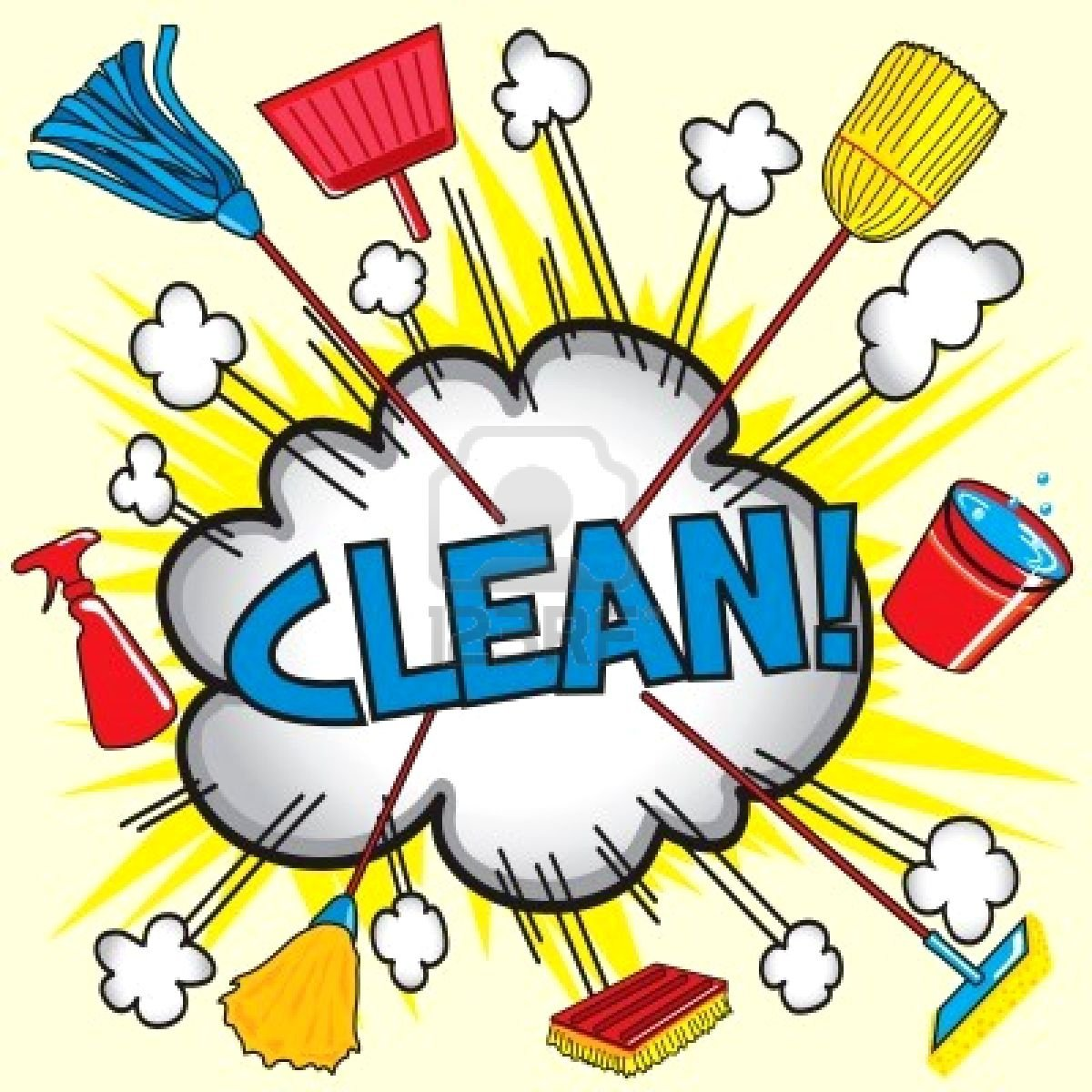 Clean up clipart #12