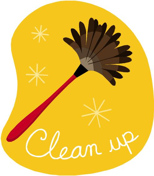 Clean up clipart #8