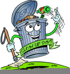 Highway Clean Up Clipart.