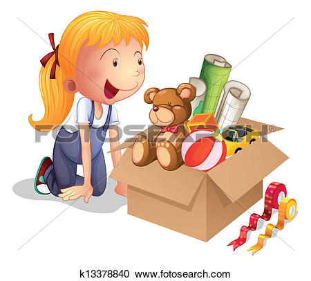 Clean up toys clipart » Clipart Station.