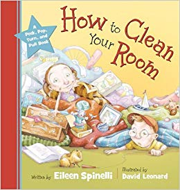 Amazon.com: How to Clean Your Room (9780824955519): Eileen Spinelli.
