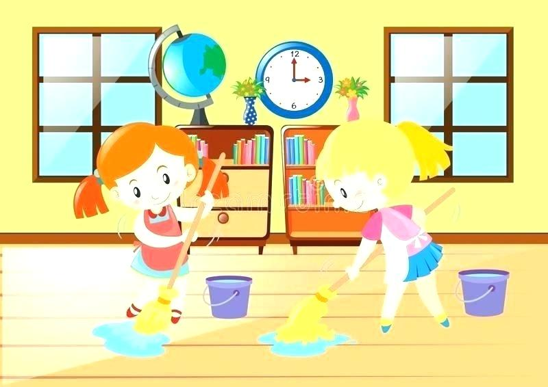 Bedroom Picture Clipart Kids Clean Your Room Chart Home Improvement.