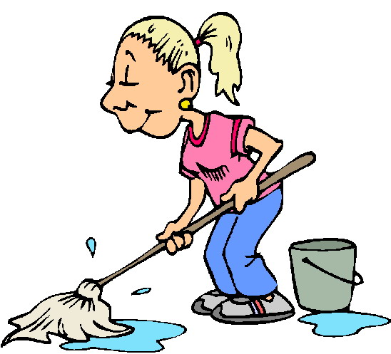 free cleaning clipart pictures #6