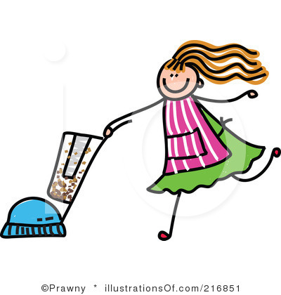 clipart of cleaning #16