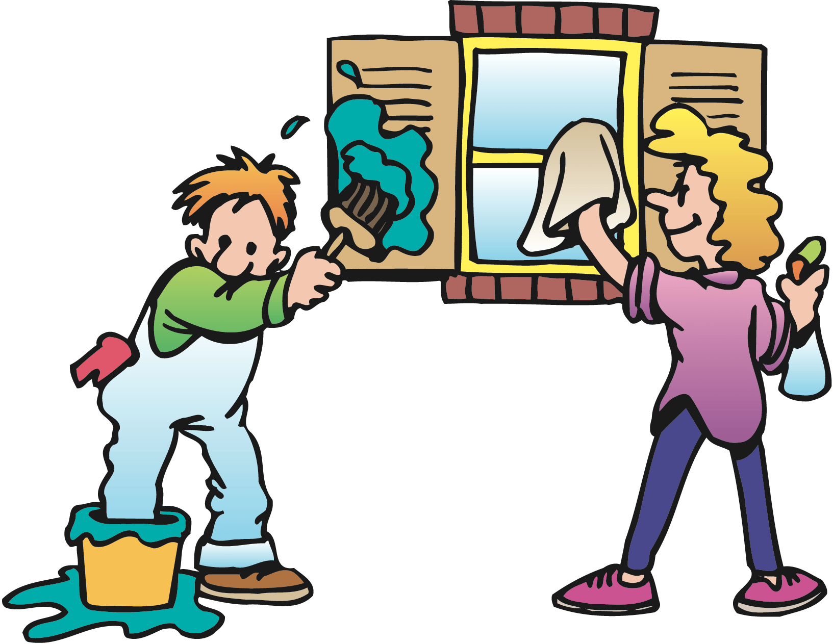 Cleaners clipart images » Clipart Portal.
