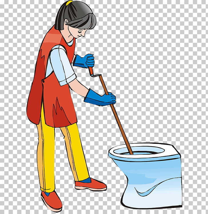 Toilet Bathroom Janitor Cleaning , toilet PNG clipart.