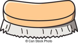 Clothes brush Vector Clipart Royalty Free. 2,238 Clothes brush.