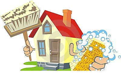 Free House Cleaning Clipart Clean Collection.