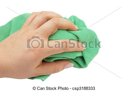 Stock Photos of Cleaning cloth.