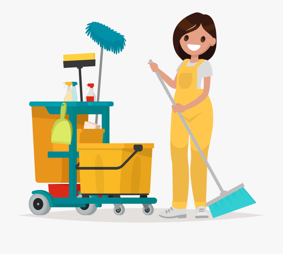Clean Vector Office Cleaning.