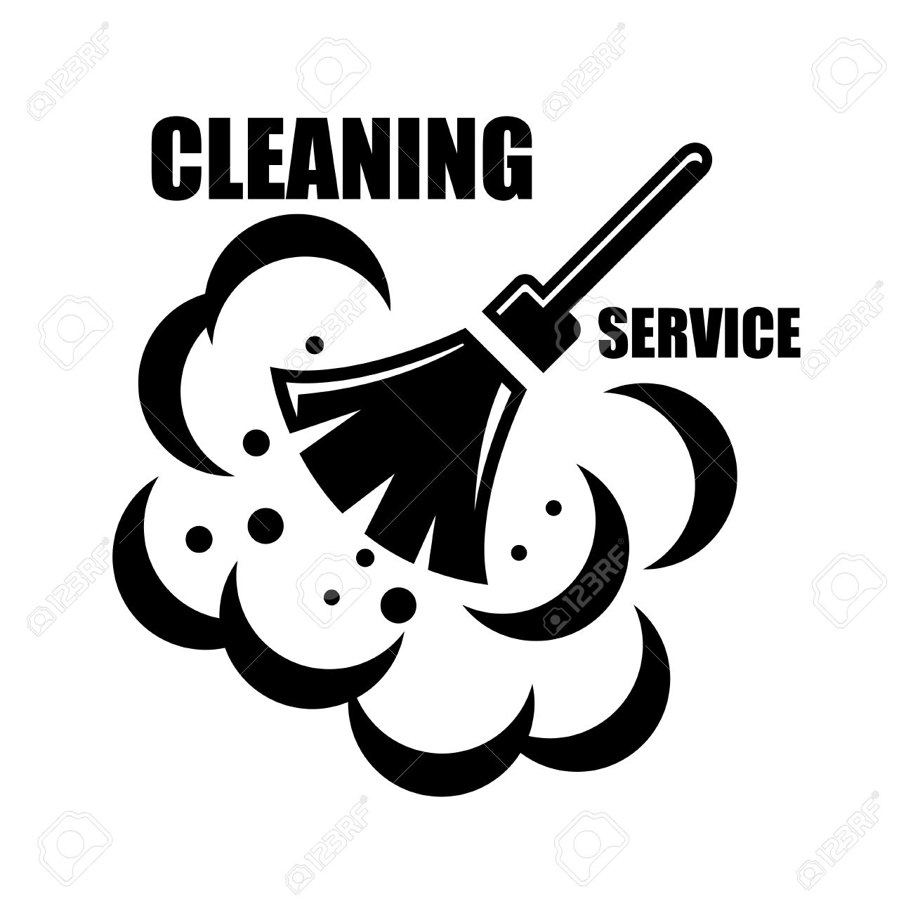 Cleaning Service Clipart Free.