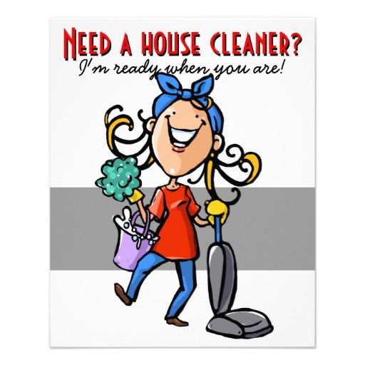 Cleaning Business Clip Art.