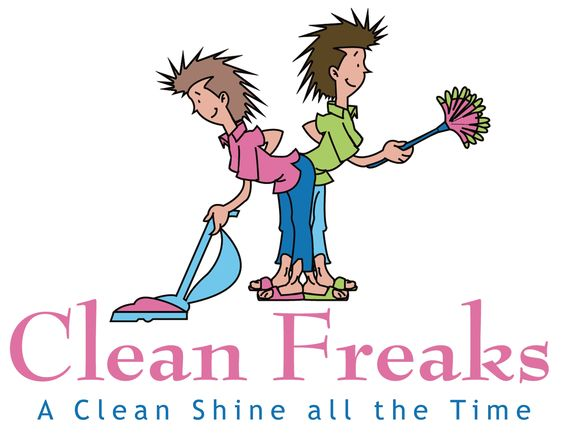 cleaning crew clipart