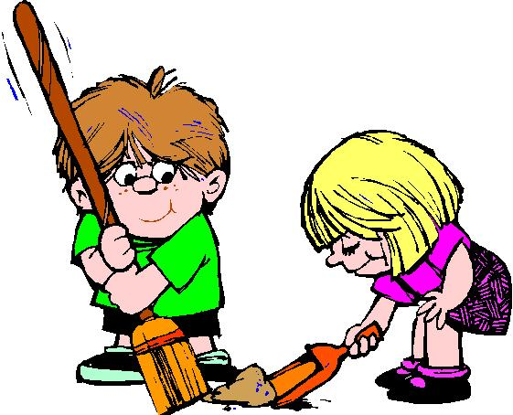 Clean Up Crew Clipart.