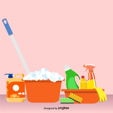 Cleaning Tools Png, Vector, PSD, and Clipart With Transparent.