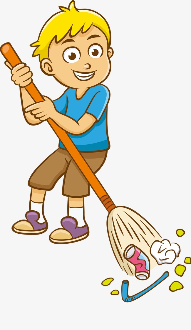 Floor cleaning clipart 9 » Clipart Station.